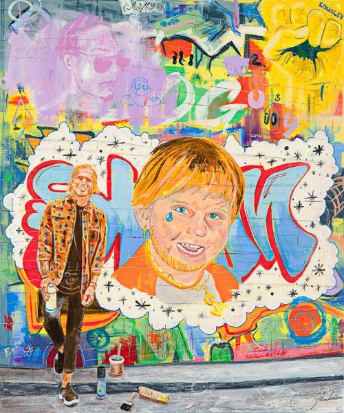 graffiti konst